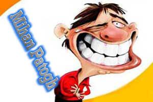 مطالب خنده دار وطنز...چند اعتراف خنده دار پسران...سایت تفریحی میهن پاتوق